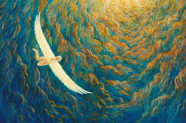 Rozdýchání a propojení s duchem a esencí