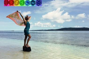 Tajemství elementů: Žena svém živlu Země, Vody, Ohně a Vzduchu